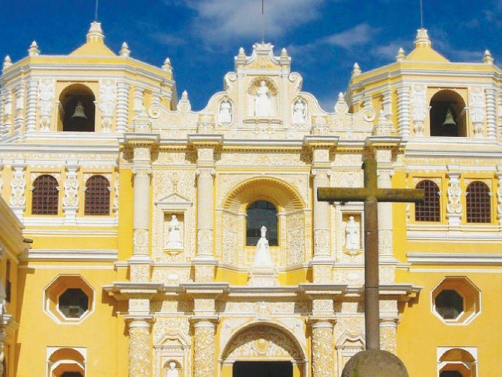 La Orden de La Merced en Guatemala